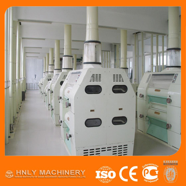 New Product Great Quality Small Scale Maize Milling Machine