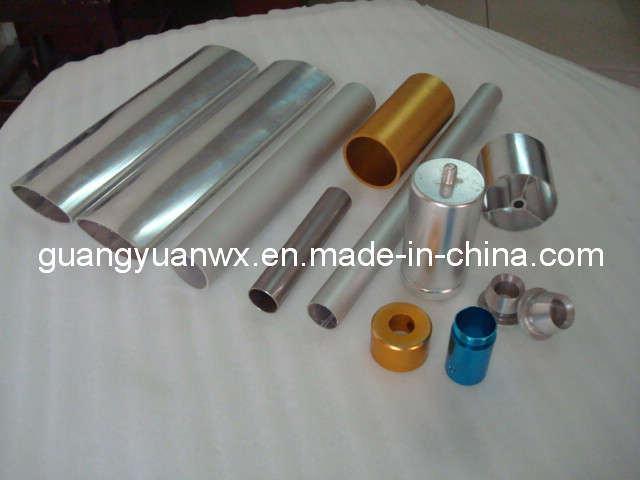 6061 T6/6063 T5/6060 T66 Anodized Aluminium Tube/Pipe
