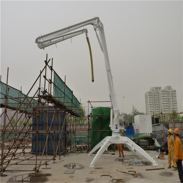CE Approved Concrete Placing Boom Hgy15 China Supplier for Sale