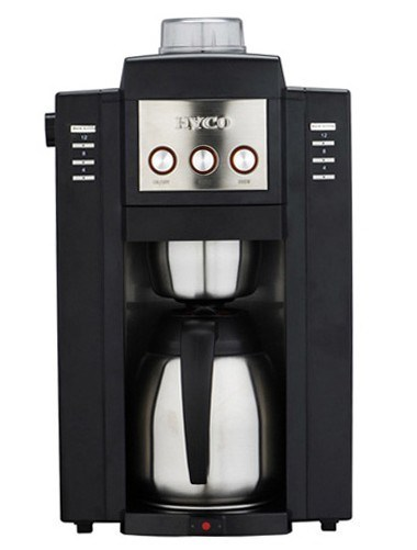 China Bean to Cup Coffee Machine, Automatic American Style (HS1500A) - China Coffee Maker ...