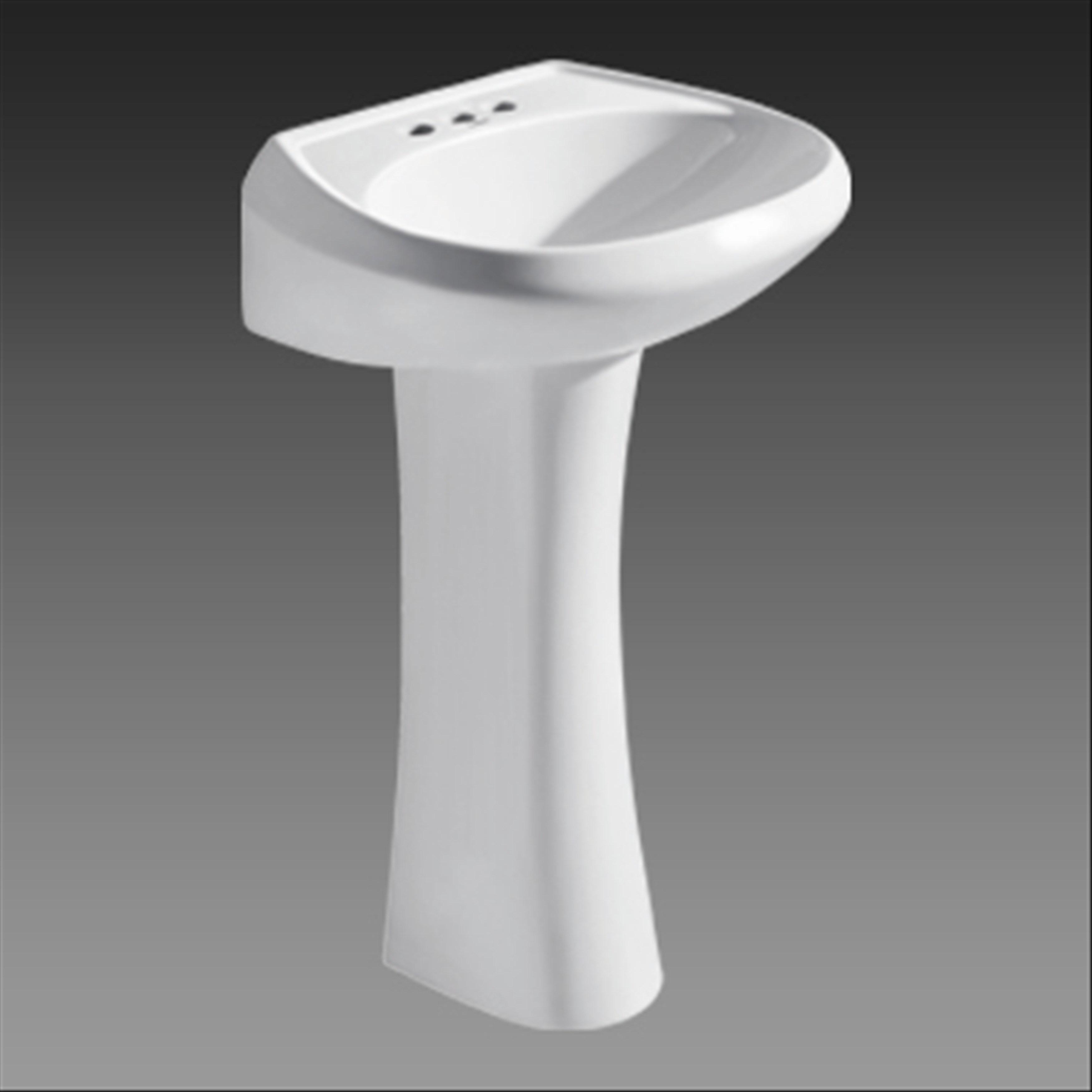 Pedestal Basin / Ceramic Wash Basin (HTM3002) - China Basin, Pedestal ...