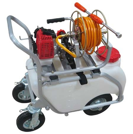 Trolley Gasoline Engine Power Sprayer, Garden Power Sprayer with CE (TF-650R)