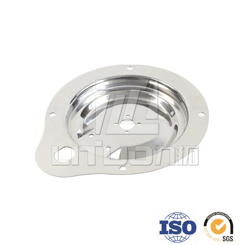 Sheet Metal Stamping Parts Flanges Car Accessories