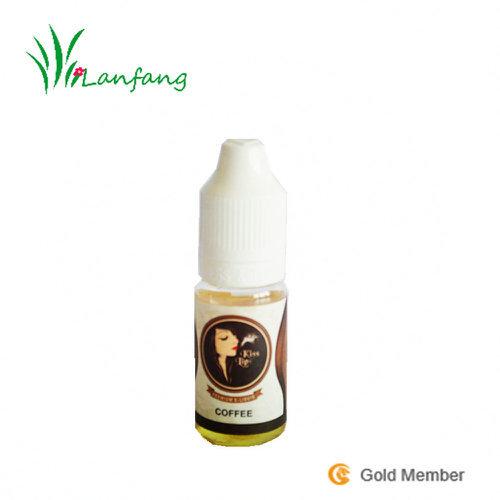 Low Nicotine Coffee Flavor E Juice, Eliquid E-Liquid for E-Cig