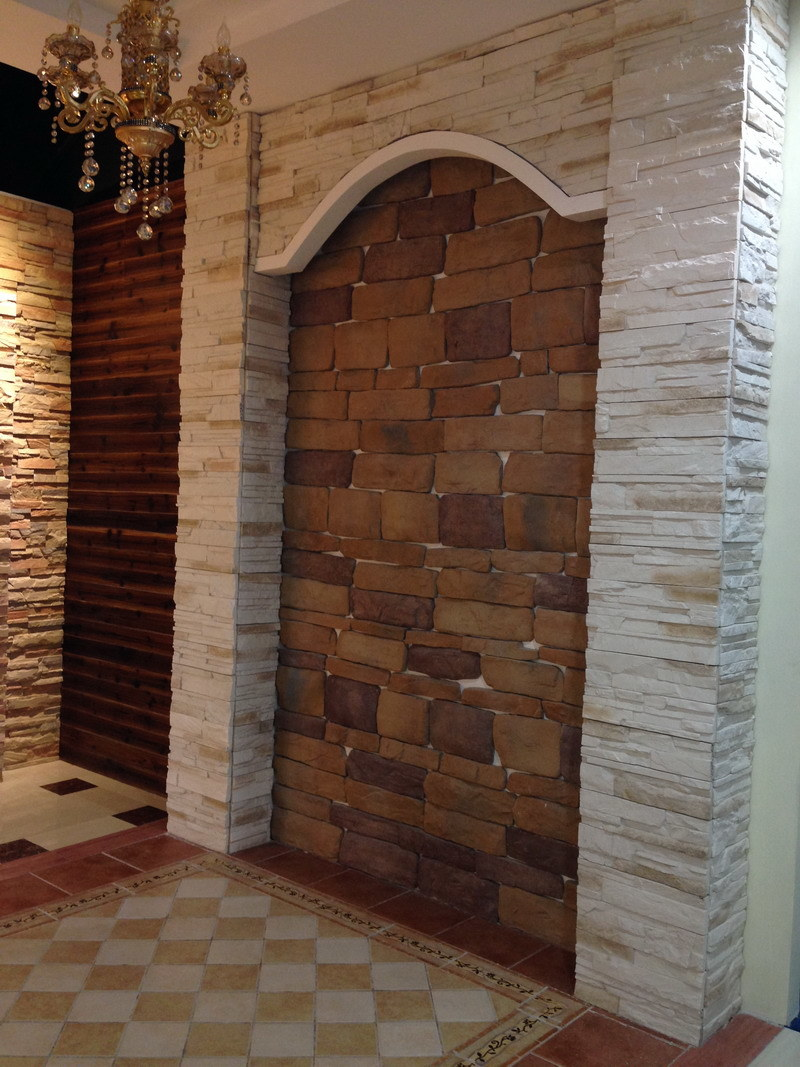 Artificial Culture Stone for External Wall