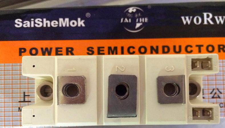 Semikron Thyristor Module (SKKT162) Diode Module (SKKD162)
