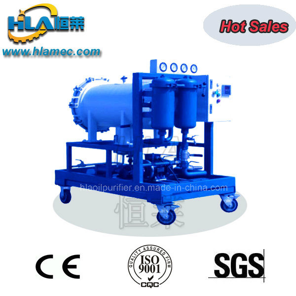 DSP Coalescence-Separation Vacuum Oil Purifier