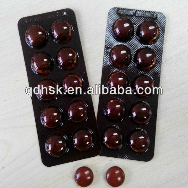 Pharmaceutical Medicine Ferrous Sulfate Tablet 300mg