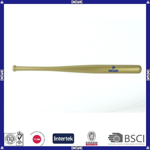 Natural Color or Panton Color Mini Wood Baseball Bat