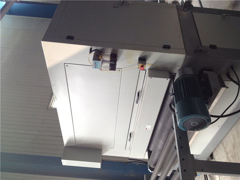 Stainless Steel No. 4 Grinding Finishing Machine (SG1300-WJS)