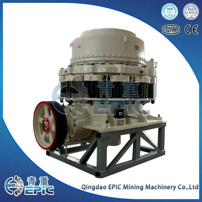 5.5 Foot Symons Cone Crusher-Best Choice for Cobble Stone Crushing