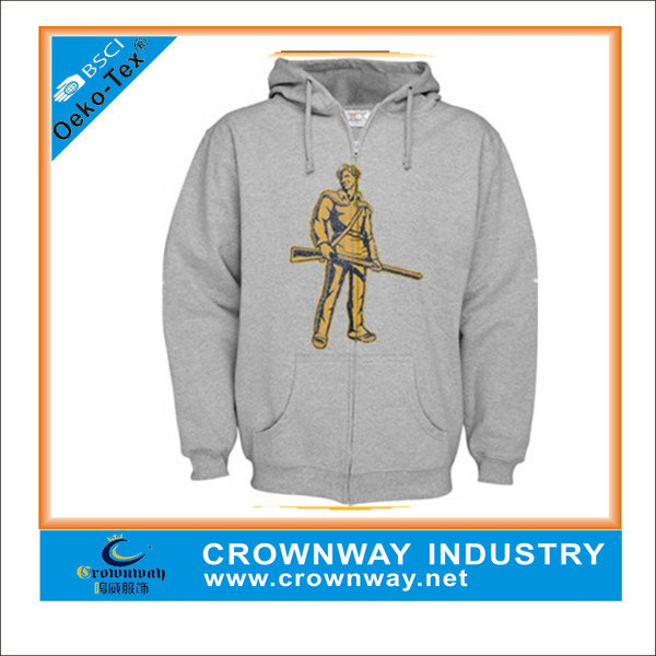 Man′s Spring Autumn Hoody Sweater Sweatshirt with Printing Logo (CW-HS-32)