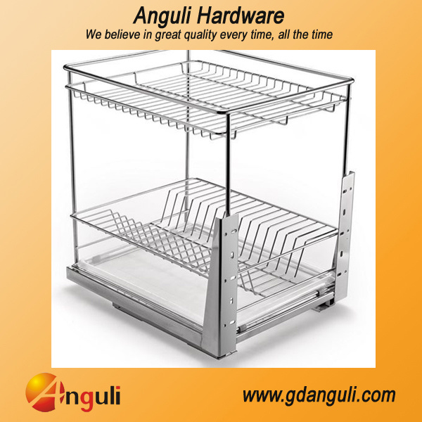 Stainless Steel Kitchen Rack for Dish, Bowl