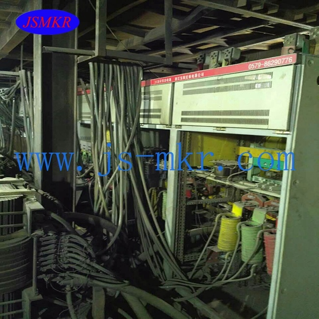 Used 5 Ton Medium Frequency Induction Electric Furnace