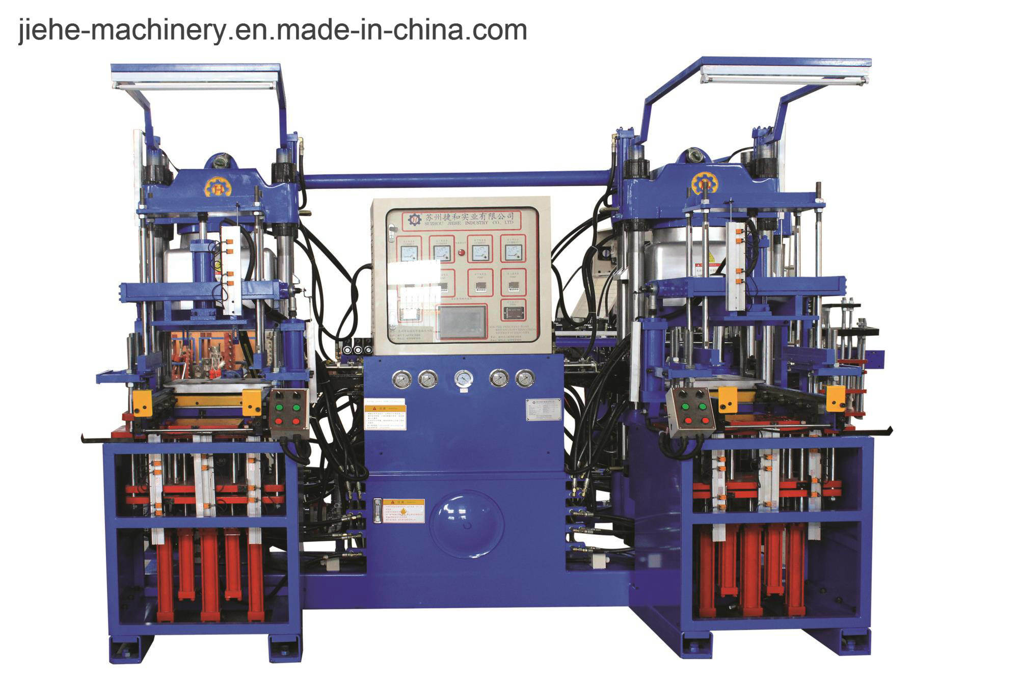 Silicone Rubber Heat Molding Machine for O-Ring