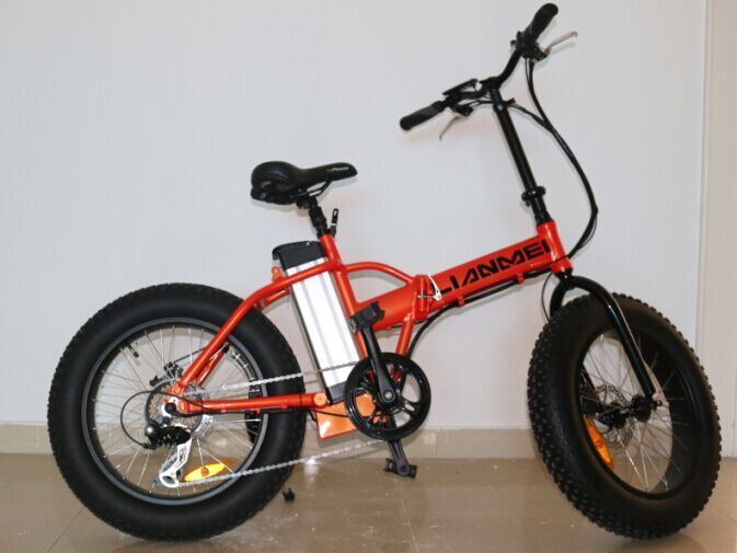 20inch Folding Electrical Bicycles