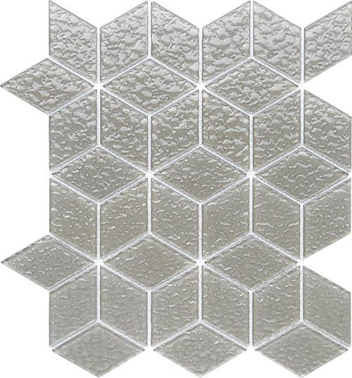 Specail Shape Series Glass Mosaic for Bathroom