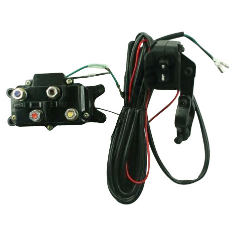 Mini Rocker Switch of ATV Electric Winch ((High Performance)