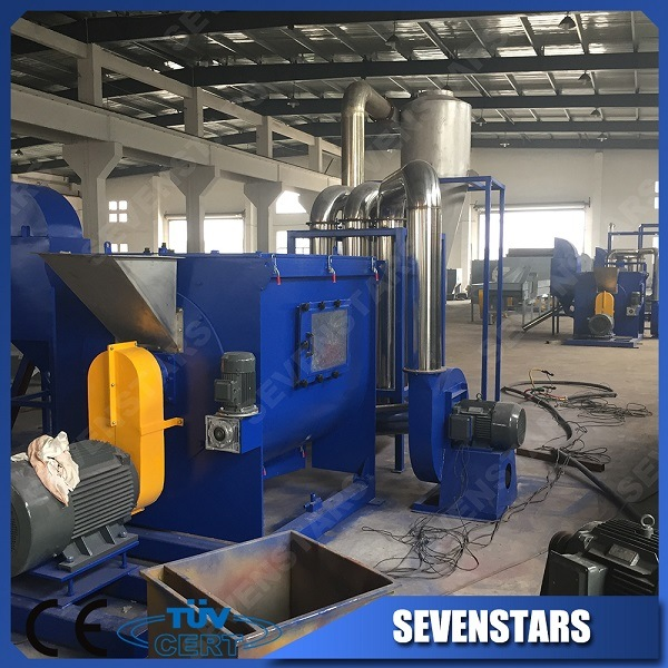 Plastic Dewatering Machine for Recycling Plant