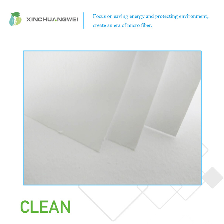 Casting Glass Microfiber Air Filter Media Fiberglass Filter Paper