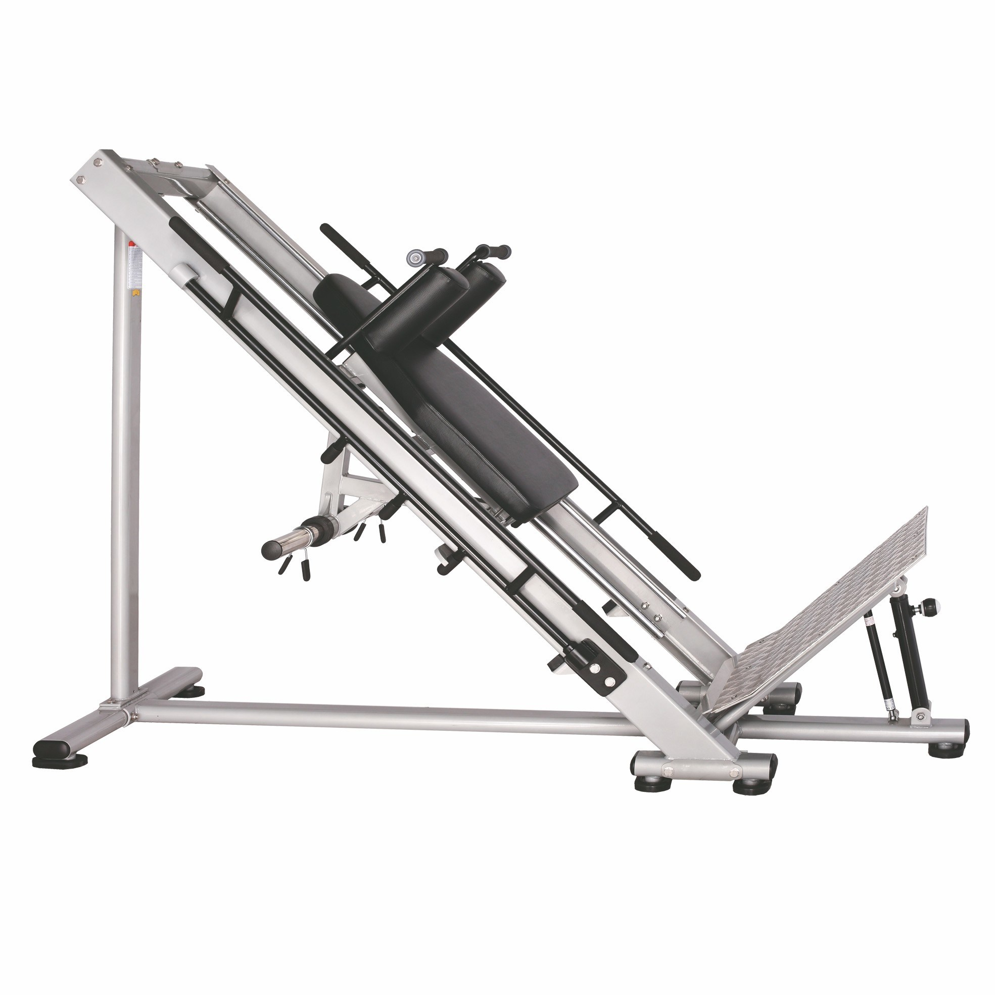 J-022A Hack Squat Machine Free Weight