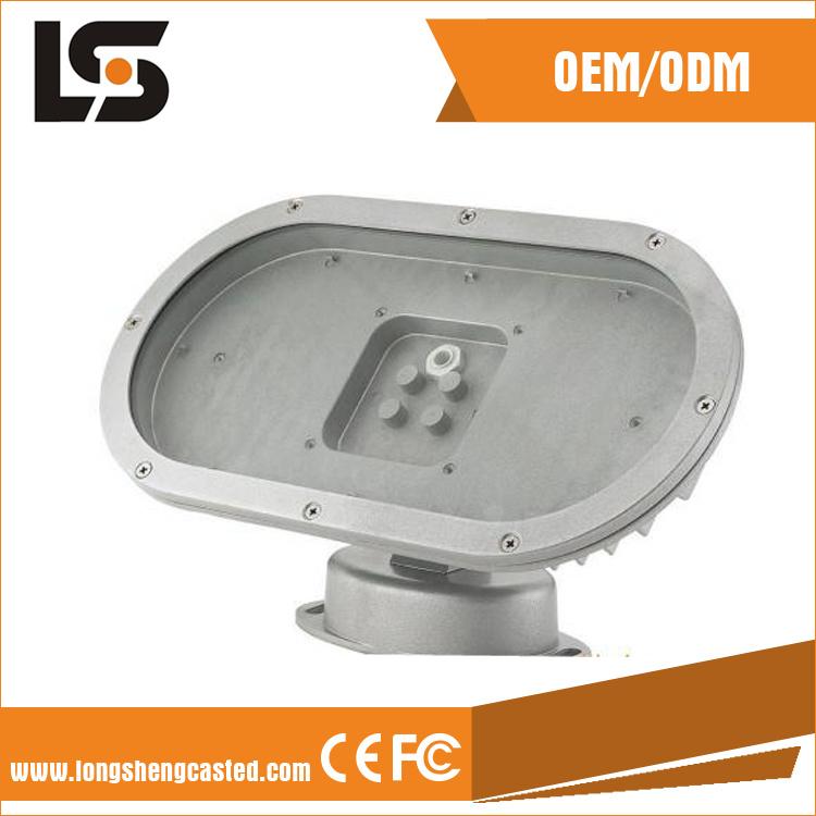 Lighting Fixture of Aluminum Die Casting LED Waterproof Housing