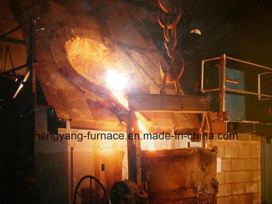 Induction Melting Fuenace for Smelting All Metal