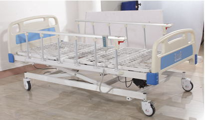 Electric Hospital Bed with Three-Function