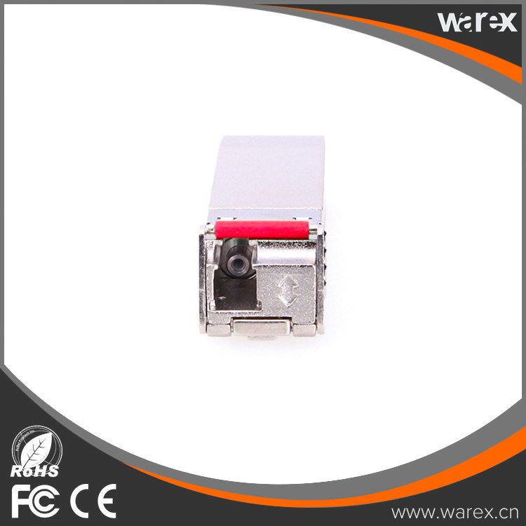 Cisco Compatible 10GBASE-BX 1330nm TX, 1270nm RX, 10.3Gbps, SM, 60km, Single LC SFP+ Transceivers
