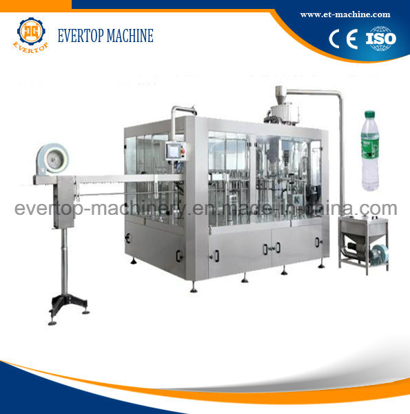 Automatic Drinking Bottle Water Filling Machine