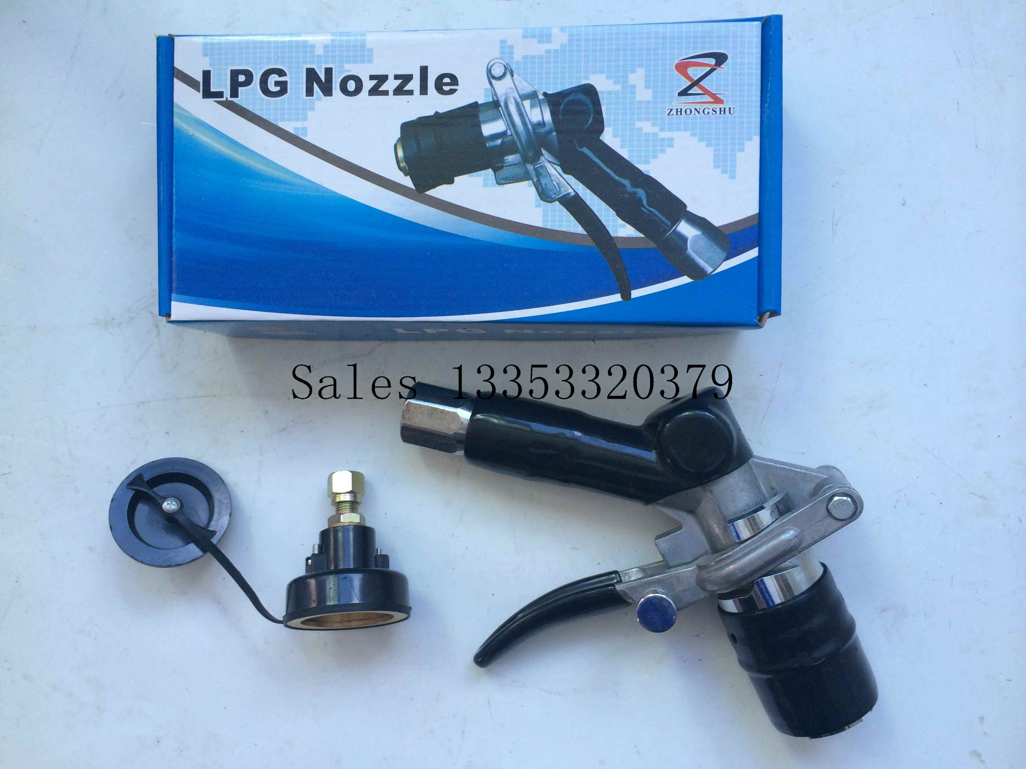 Senpai Machinery LPG Filling LPG Nozzle