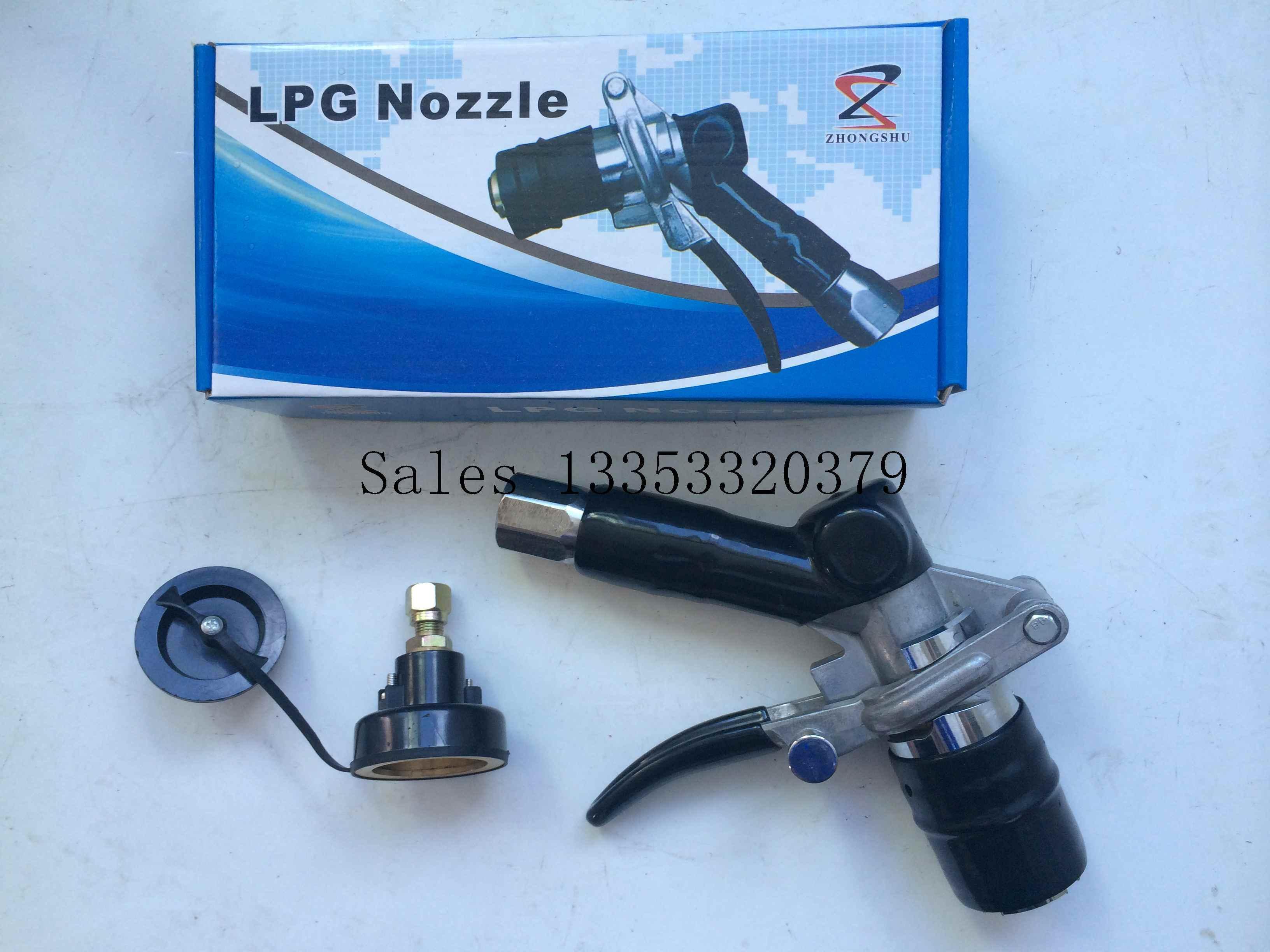 Senpai Machinery LPG Filling LPG Nozzle