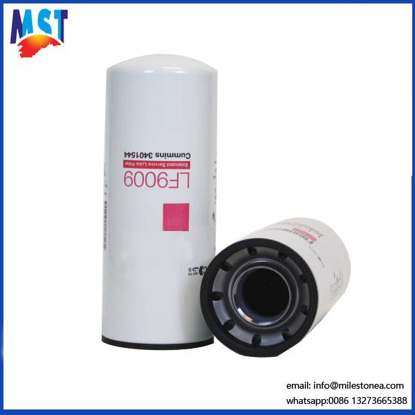 Auto White Oil Filter (Lf9009)