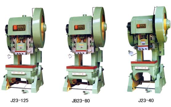 Bohai Brand Popular Sold 10ton 16t 25ton Power Press Punching Machine
