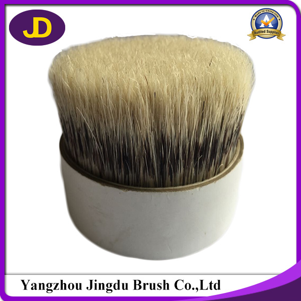 Bleached Natural Badger Hair Bristle for Shaving Brush