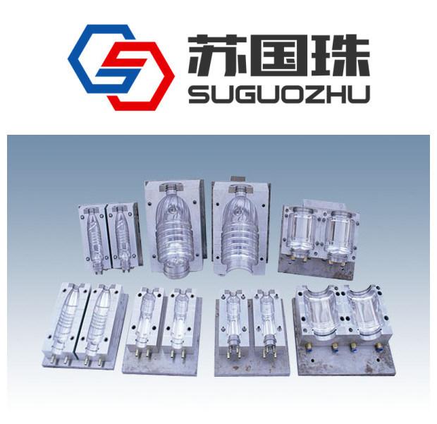 500ml Pet CSD Bottle Blowing Mould for Semi-Auto Machine