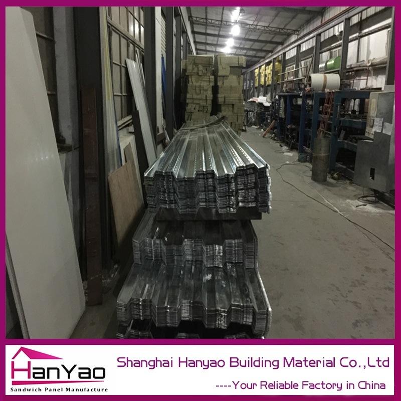 High Quality Yx51-342-1025 Steel Galvanized Corrugated Floor Deck