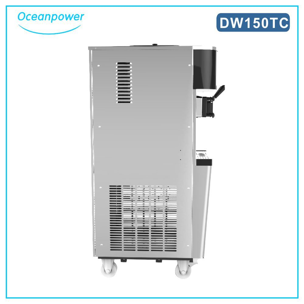Frozen Yogurt Machine/Soft Ice Cream Maker Machine