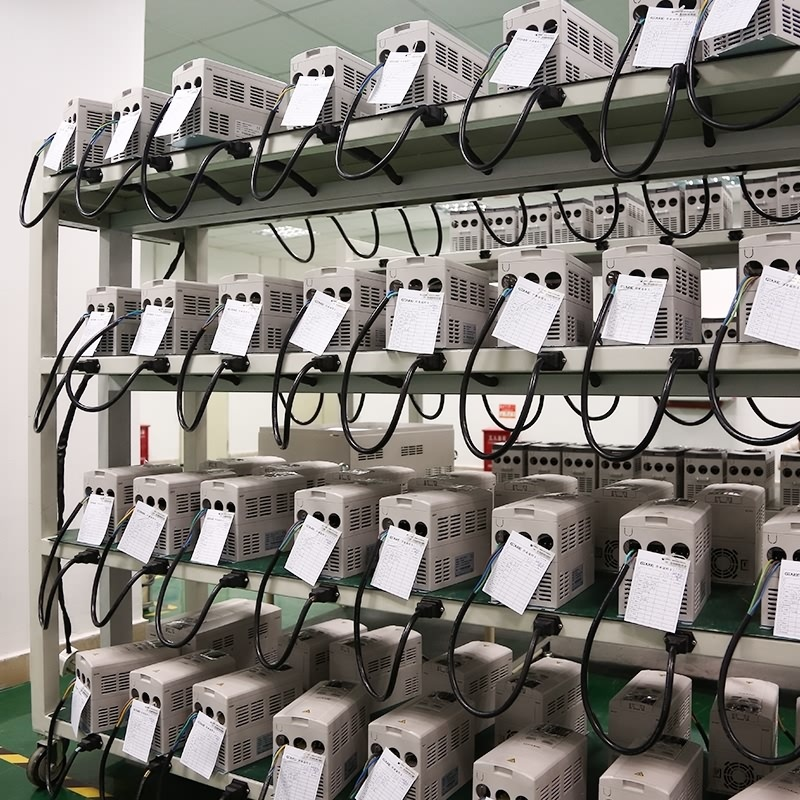 Gtake 200V 400V 690V Gk600 Universal Variable Frequency Inverter