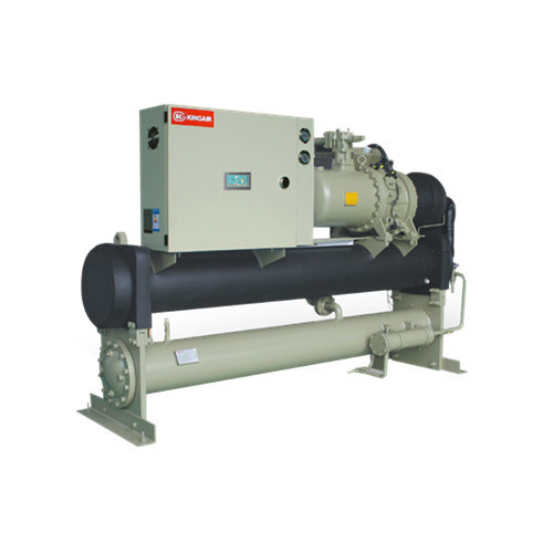 Water Cooled Screw Water Chiller with Two Compressors
