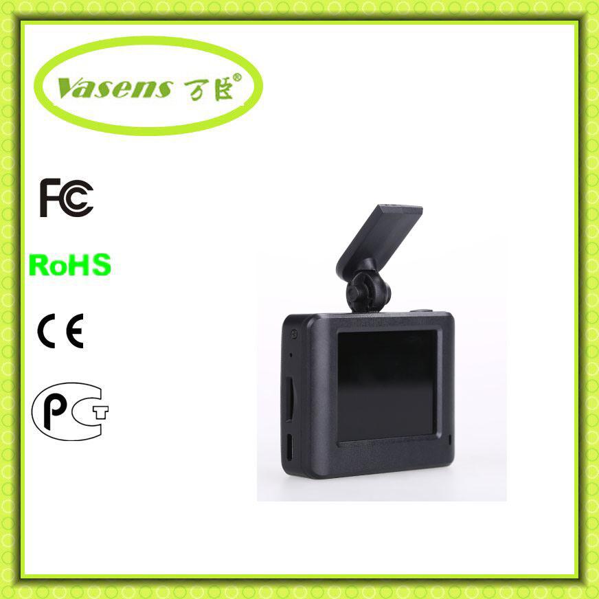Camera Mini Car DVR with 1080P Resolution