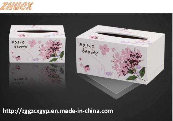 Napkin Box Wooden Napkin Box Tissue Box Creatively Crafts Cx-Tb06