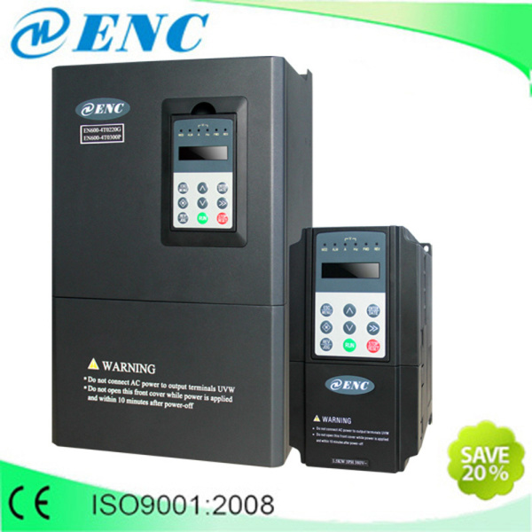Frequency Inverter VFD 0.75kw to 55kw Frequency Converter 3pH Motor Speed Control