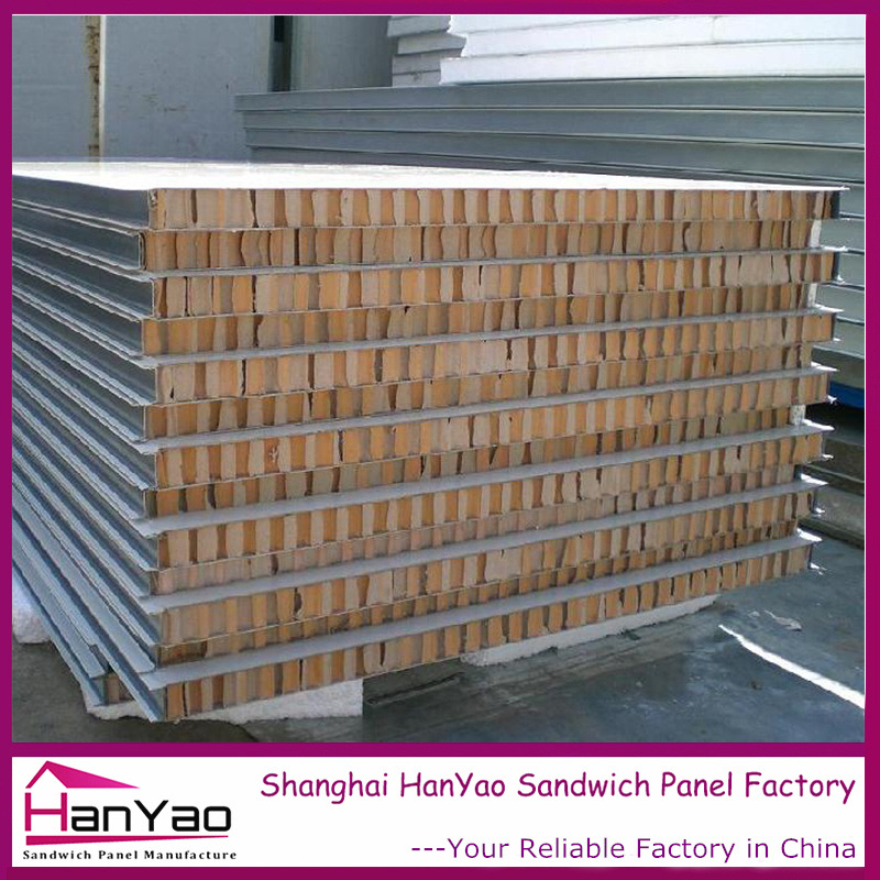 High Quality Phenolic Steel Sandwich Panel China Manufacture