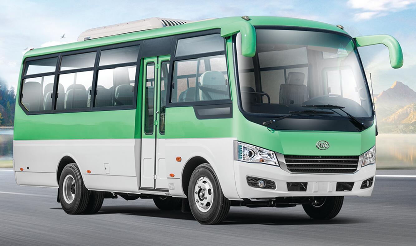 Ankai Star Bus 15+1 (10-19) HK6669k