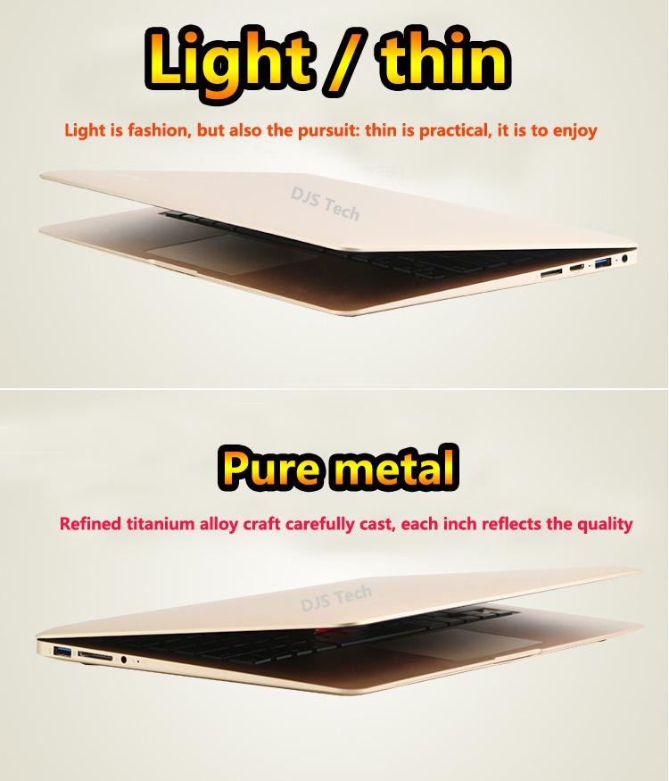 13.3 Slim Laptop Computer Bulk Sell China