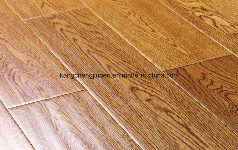 Embossmen Style Engineered Wood Oak Wood Parquet/Laminate Flooring
