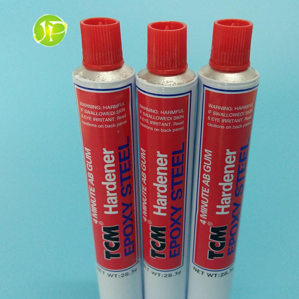 Glue Tubes Aluminum Tubes Collapsible Tubes Ab Rubber Tubes