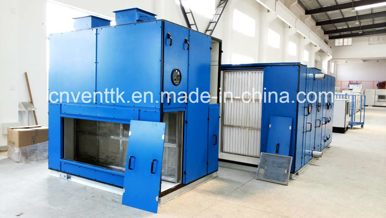 Marine/Seawater Combined Air Handling Unit