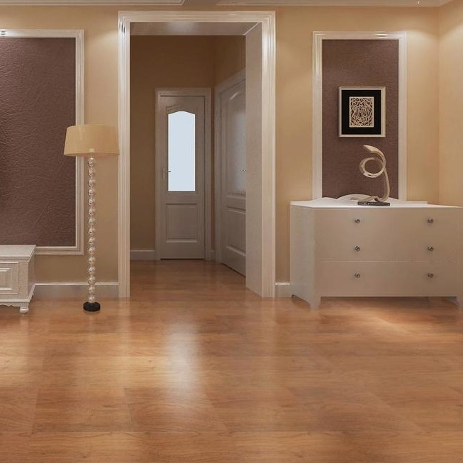 PVC Wood Pattern Vinly Floor Tiles